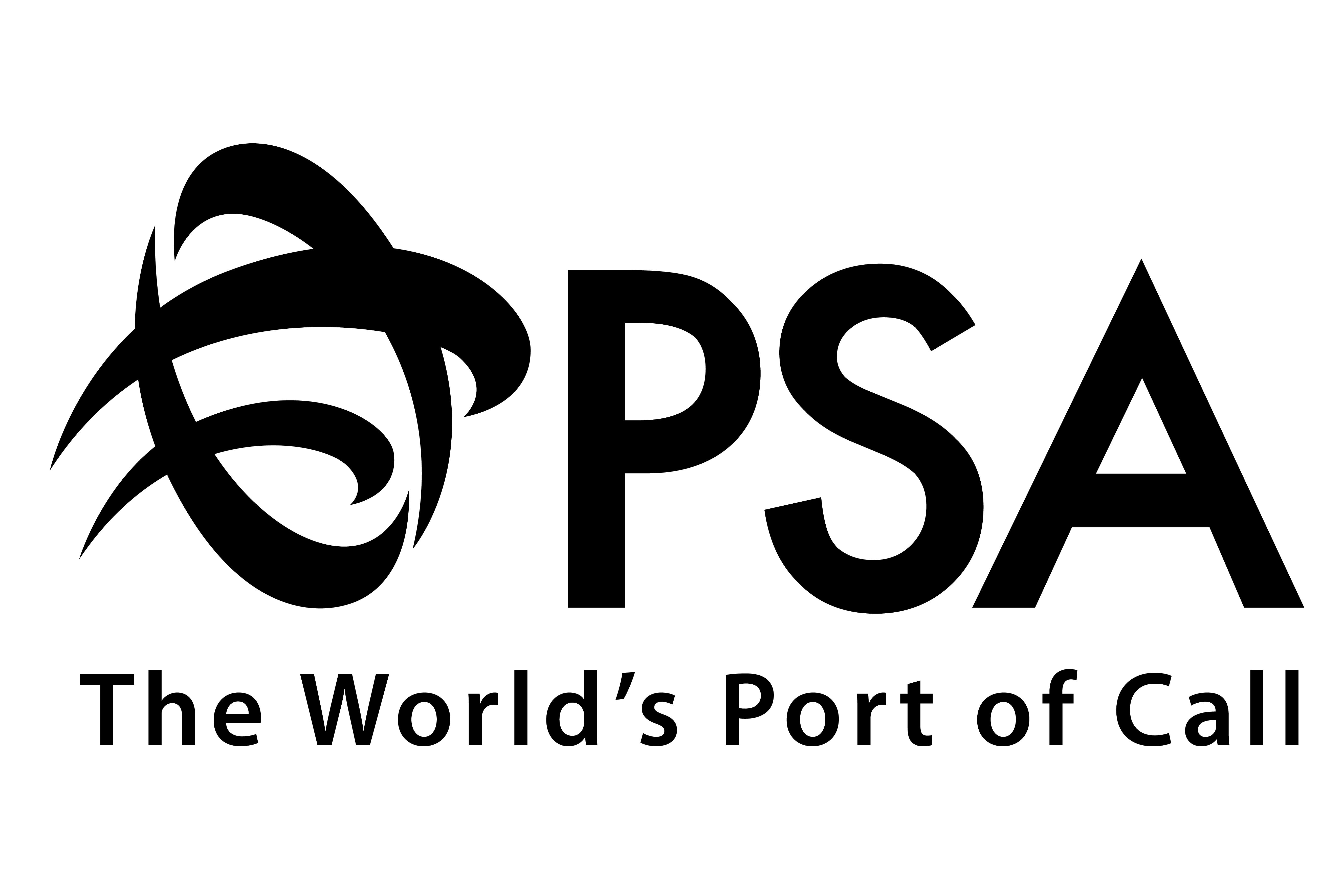 Black PSA Logo 2 D 300dpi
